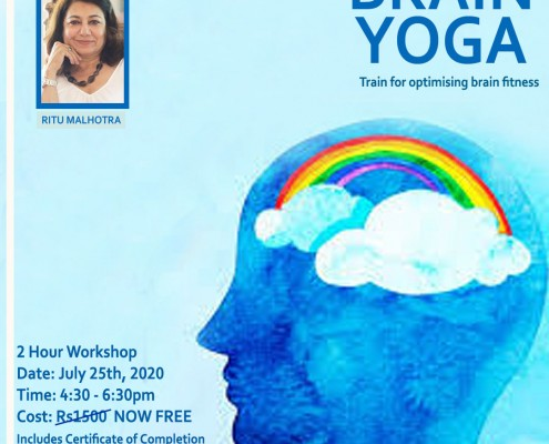 Brain Yoga 3B